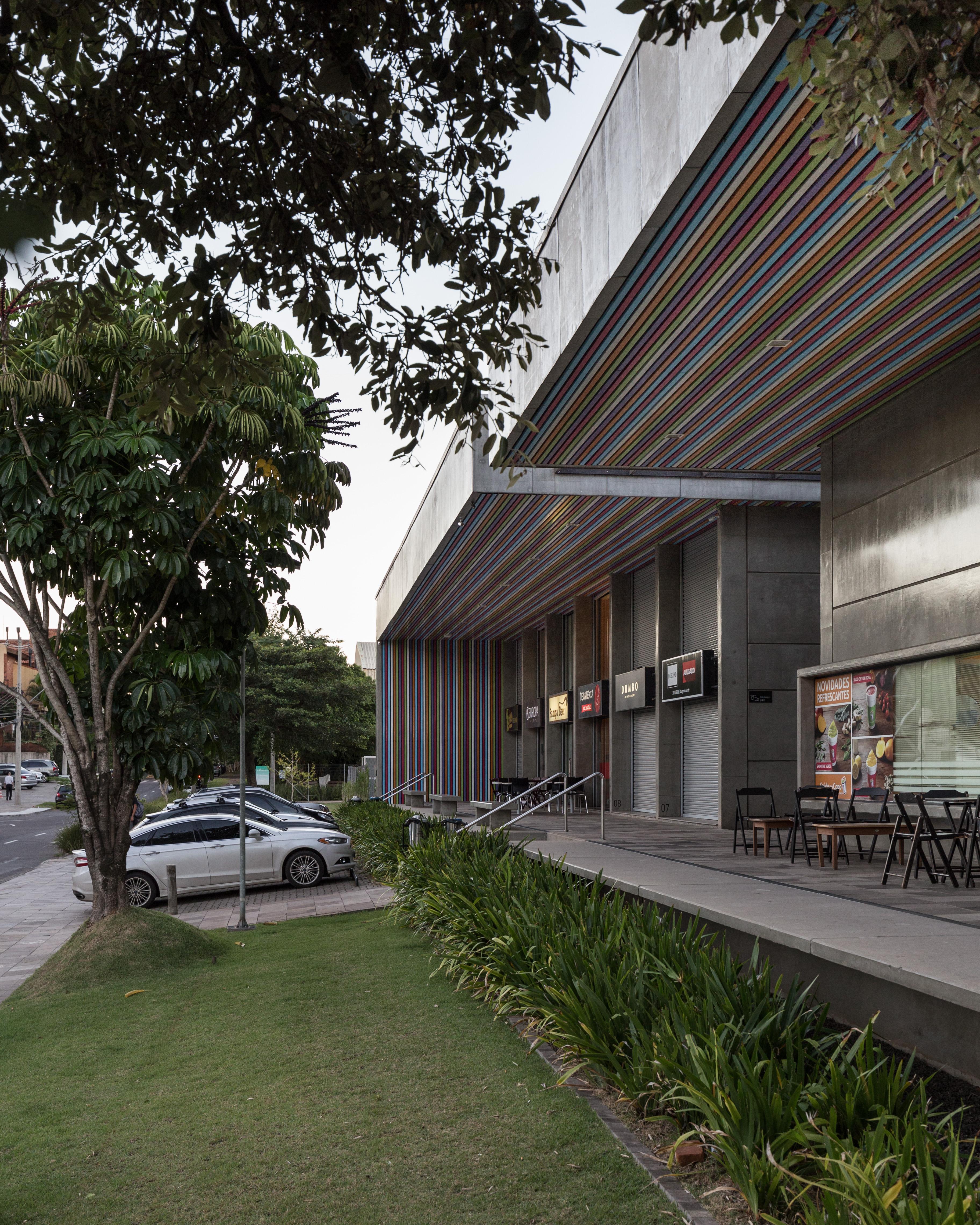 Nilo Mall - Facade