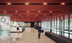 CREA PR - Hall de entrada