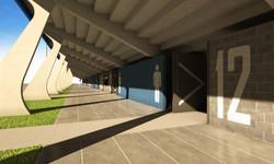 Cruzeiro Arena - Bathrooms