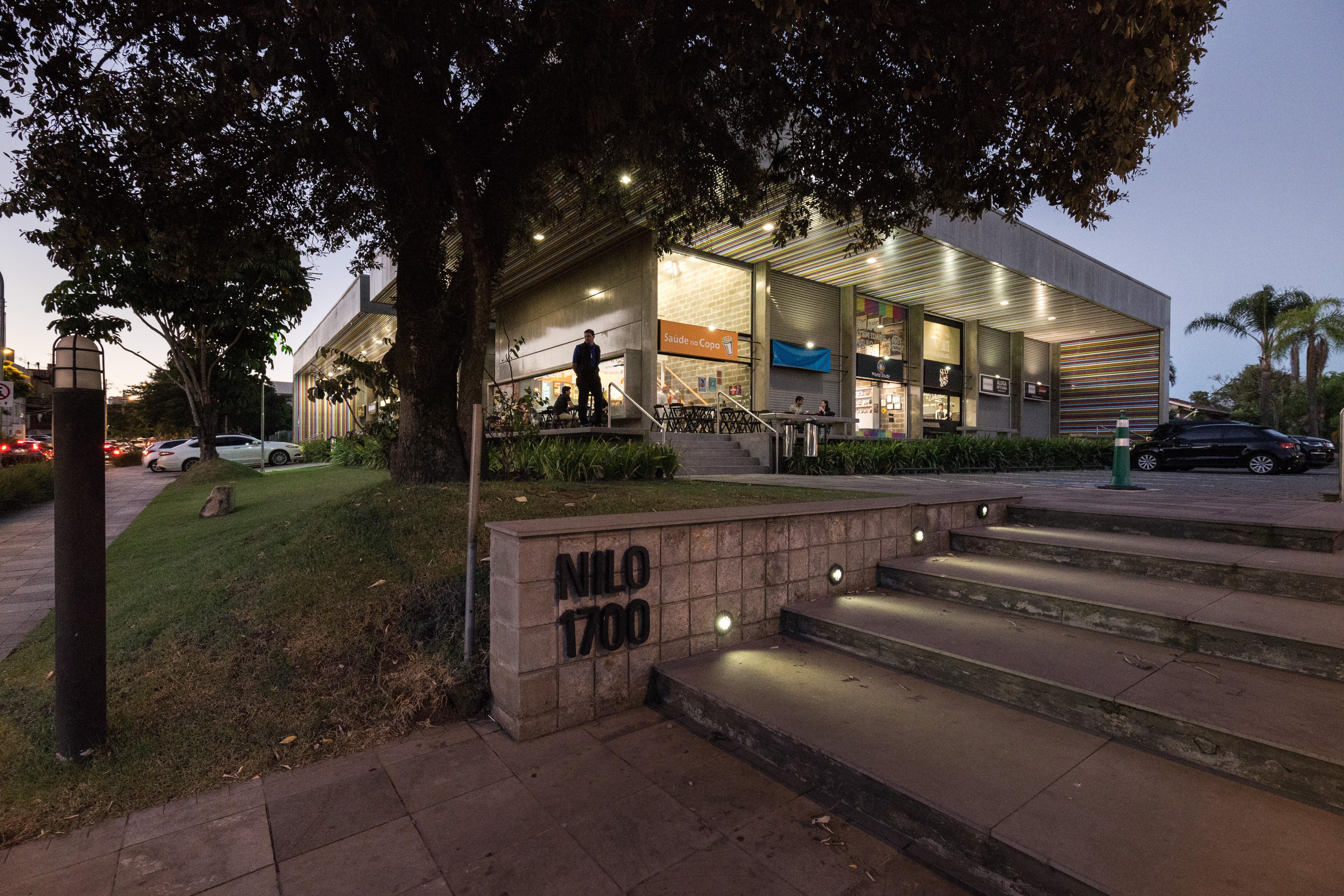 Mall Nilo - Entrada