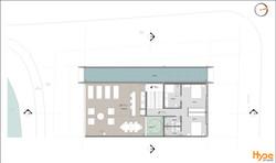 Xangri-la House - Floor plan