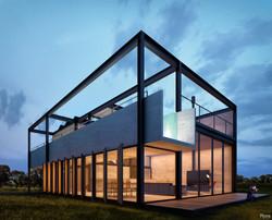 Xangri-la House - Facade