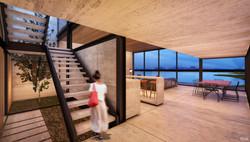 Xangri-la House - Stairs