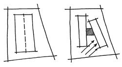 Taupick Saadi Tower - Drawing