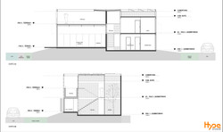 Xangri-la House - Section
