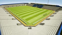 Cruzeiro Arena - Field