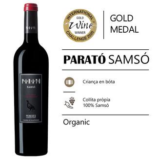 Distincions per als vins i caves Parató
