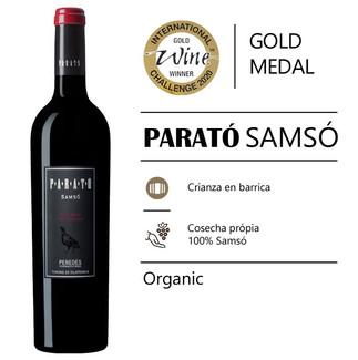 Distinciones de vinos y cavas Parató