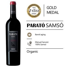 Distinctions for our wines and cavas Parató