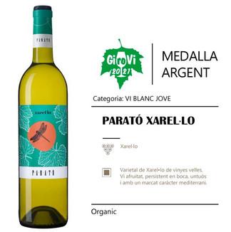 MEDALLA d'ARGENT - XAREL·LO PARATÓ 2020