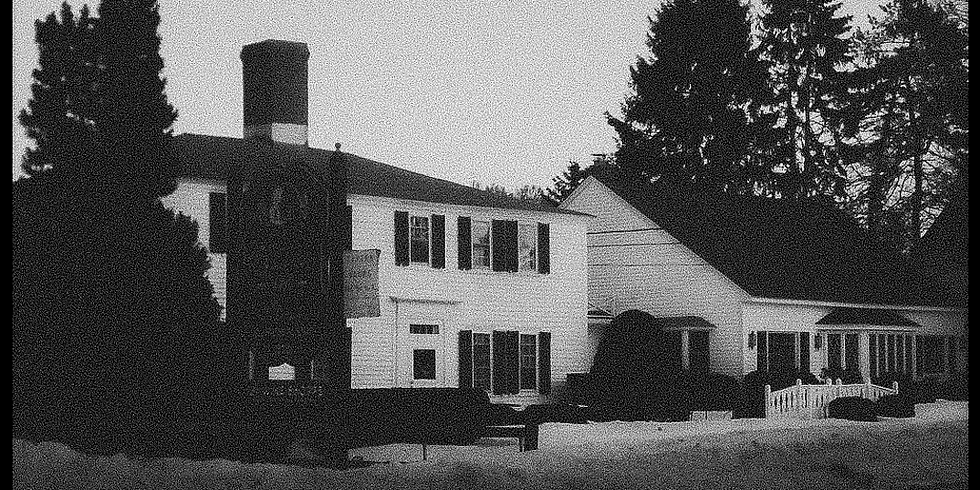 An Evening with the Paranormal at the 1686 House