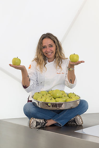 Ensaio Brastemp Experience Fotos Manu Oristanio Chef Carole Crema