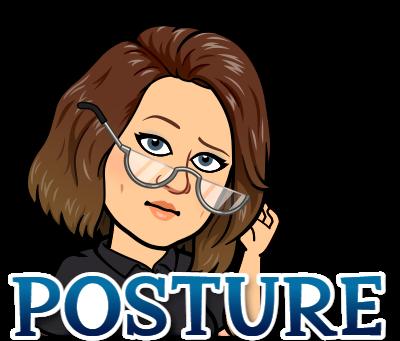 Posture, ergonomics & the therapist