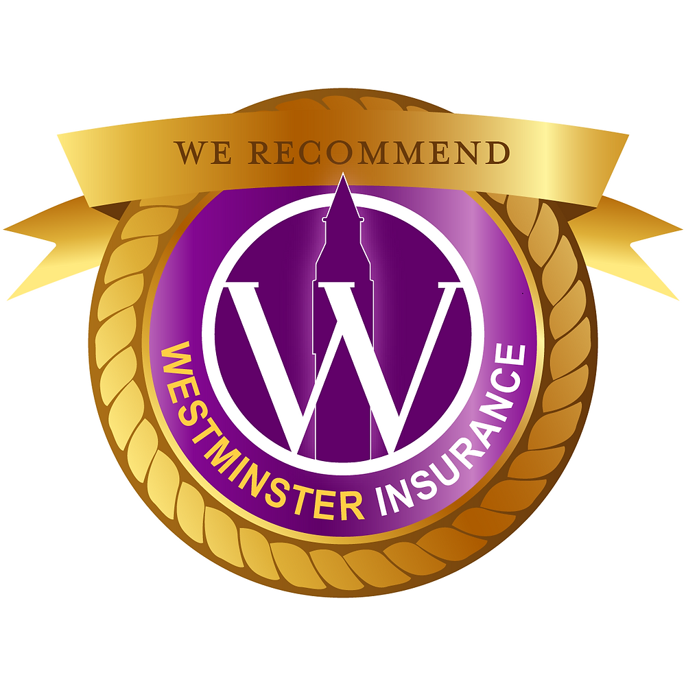 We recommend Westminster Insurance at Holistic Therapies Training Academy