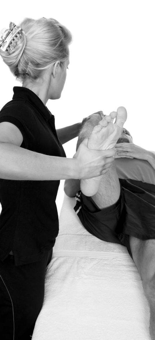 VTCT Level 4 Sports Massage Therapy @holistictherapiestraining