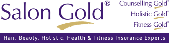 Salon Gold Insurance for our courses at Holistic Therapies Training Academy