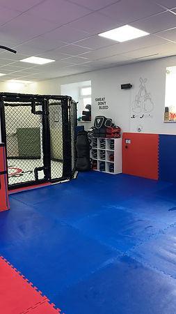 The cage at Zen Combat School.jpg