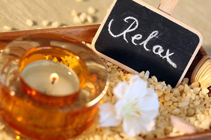 De-stress with your next massage. Relax, unwind, rejuvenate