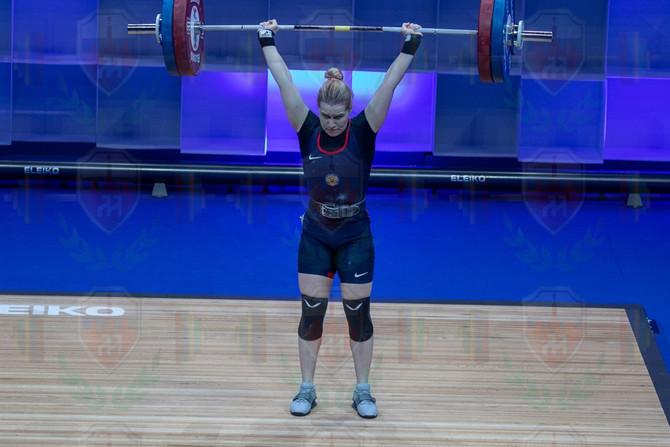 Aleksandra Kozlova 1st lift.jpg