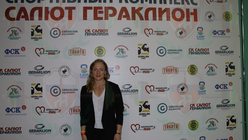 Оксана Сливенко: «Перезагрузилась» в «Гераклионе».