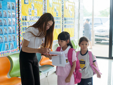 Welcome back to school everyone — First Day of School 2018-2019