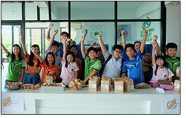 Bake it! Year5-Year6 — Southern International School Hatyai