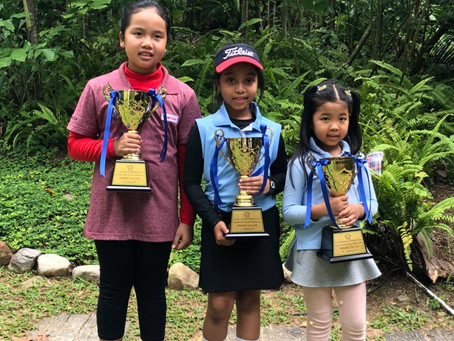 ST-TJGF SOUTHERN THAILAND JUNIOR GOLF and TENNIS CHAMPIONSHIP