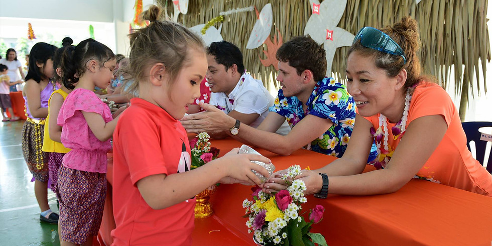 SIH Songkran Day