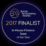 BAA2017 - Finalist Badge - In-House Fina