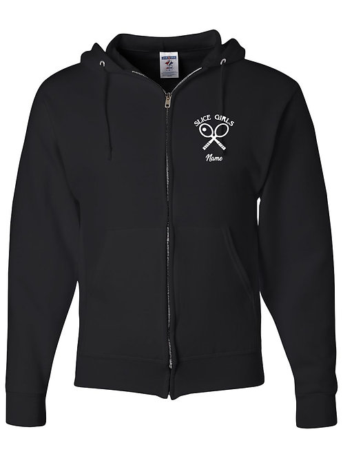 JERZEES - NuBlend® Full-Zip Hooded Sweatshirt