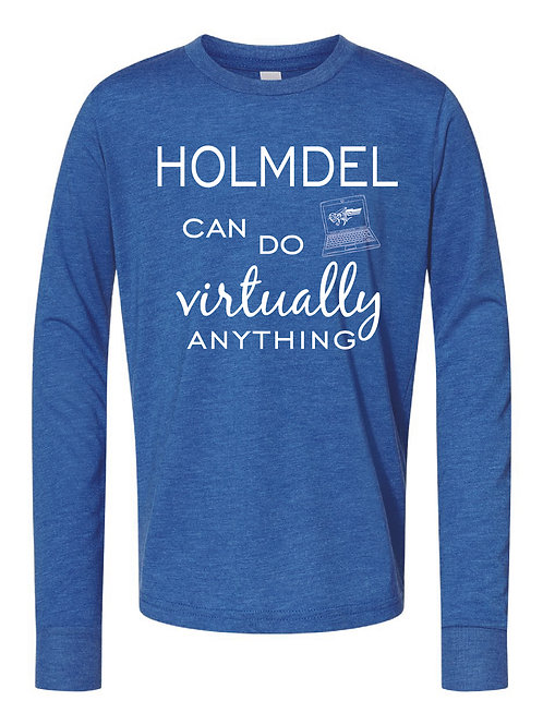 YOUTH  HOLMDEL Virtually Anything Long Sleeve T