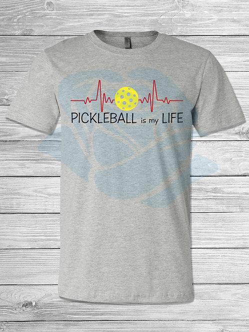 PICKLEBALL HEARTBEAT TRIBLEND T