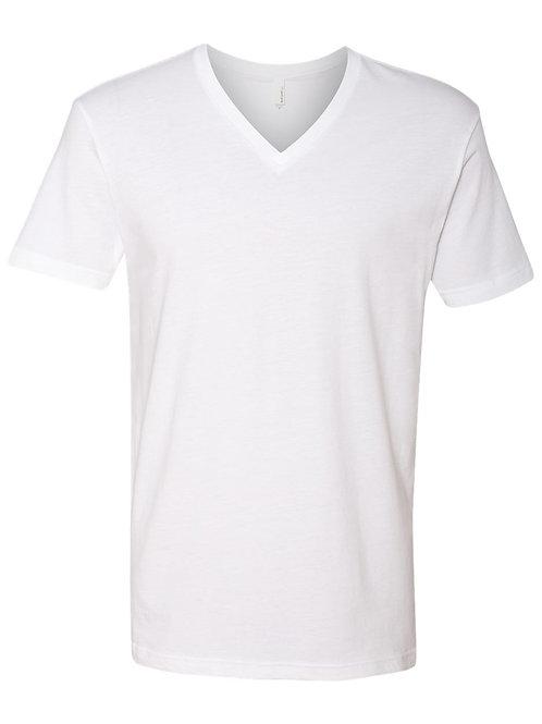Next Level V-Neck Short Sleeve T