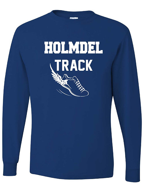 TRACK LONG SLEEVE T