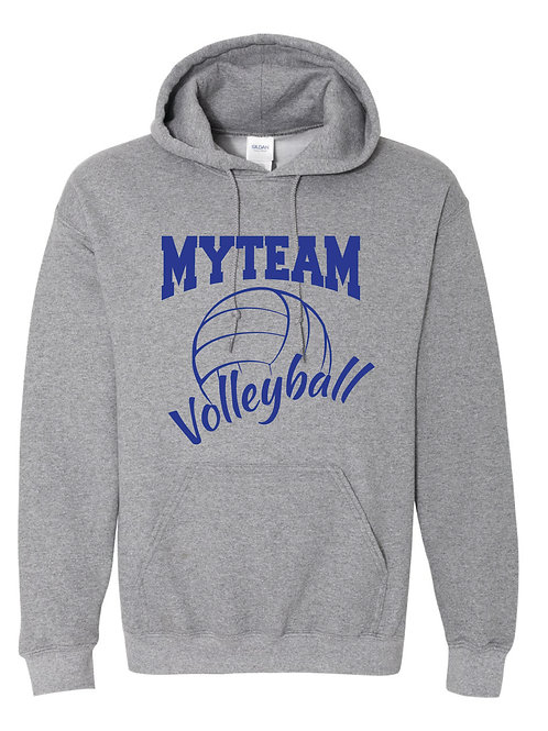 VOLLEYBALL HOODIE 2