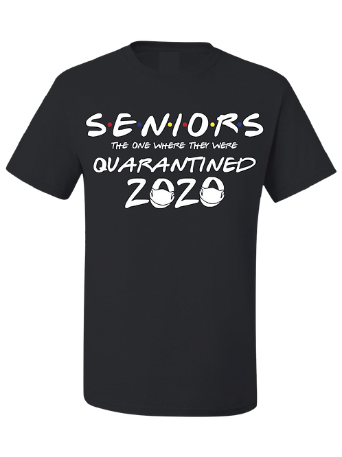 SENIORS Triblend T-Shirt