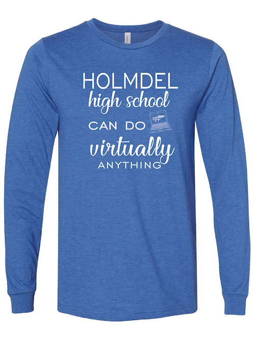 HHS-Virtually Anything Long Sleeve T