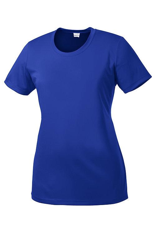 Ladies Moisture Wicking Performance T-Shirt
