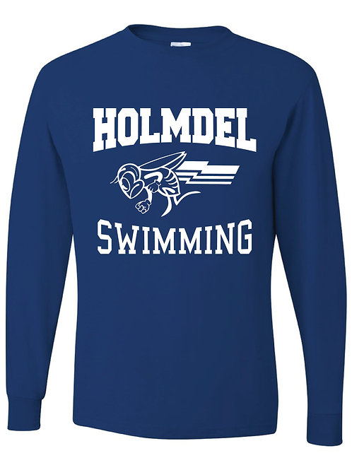 HORNET SWIMMING LONG SLEEVE T