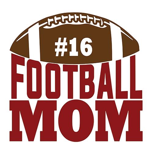FOOTBALL MOM 2