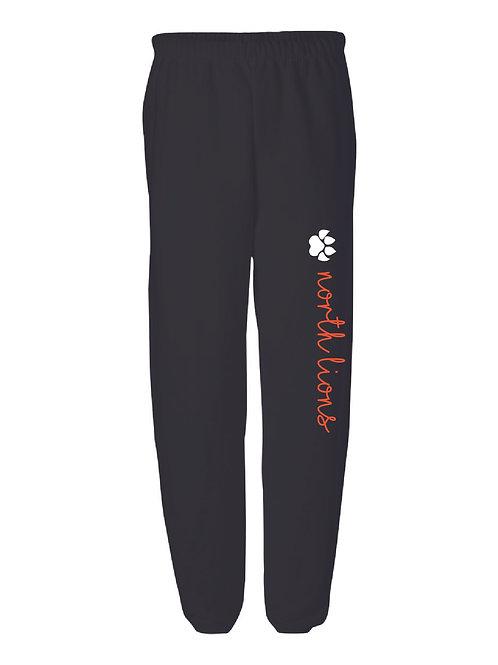 Jerzees - NuBlend®Open Bottom Pocketed Sweatpants