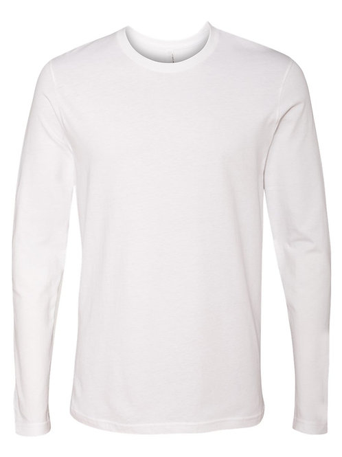 Next Level Cotton Long Sleeve T