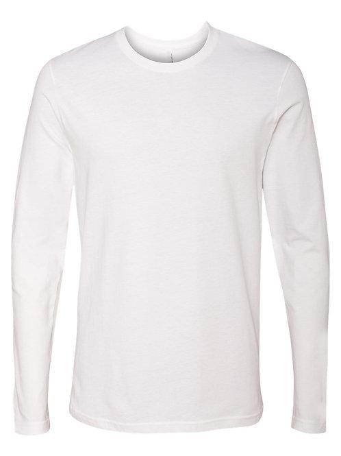 100% Cotton Long Sleeve T