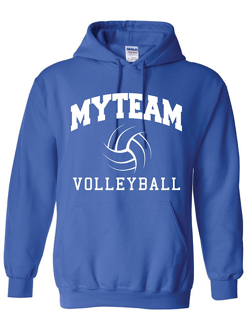 VOLLEYBALL HOODIE 1