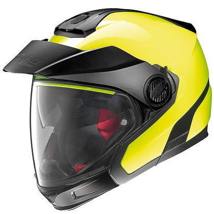 Nolan N40-5 GT N-Com Hi-Visibility Fluo Yellow 22
