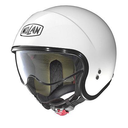 Nolan N21 Classic Metal White 5