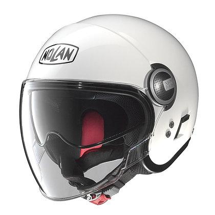 Nolan N21 Visor Classic Metal White 5