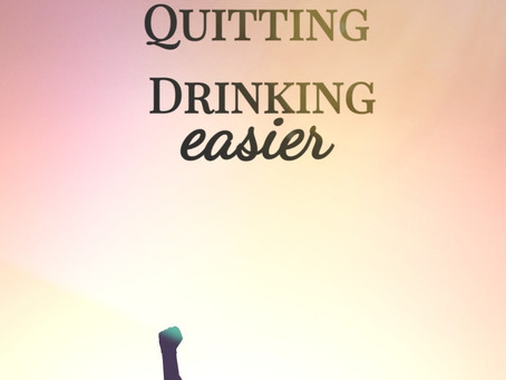 How to make quitting drinking easier