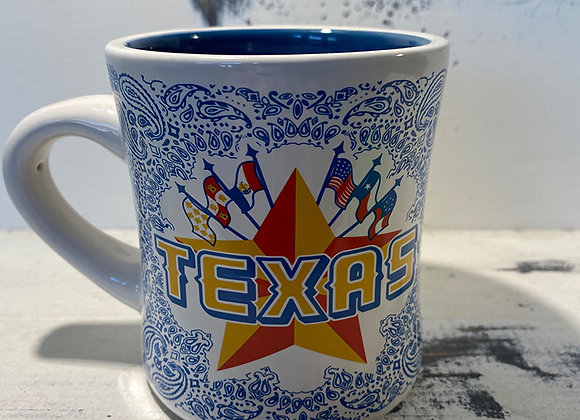 Flags of TX Mug
