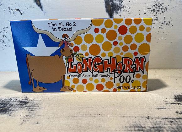 Longhorn Poo